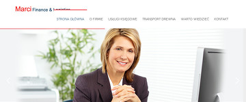MARCI FINANCE & LOGISTICS MARZENNA DARECKA