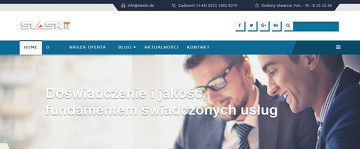 SLASKI INVESTMENTS SP Z O O