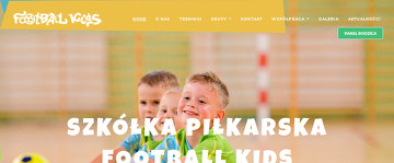 FOOTBALL KIDS SP. Z O.O.