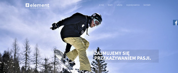 ELEMENT SCHOOL OF SNOWBOARD