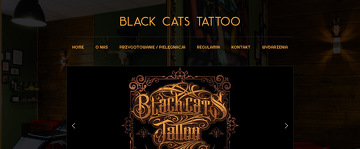BLACK CATS TATTOO