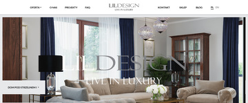LIL DESIGN LIVE IN LUXURY