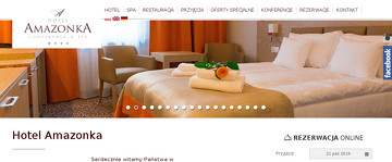 HOTEL AMAZONKA CONFERENCE & SPA****